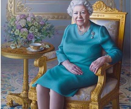 伊丽莎白二世女王将是,对哈里王子和梅根的新书,最不满的人