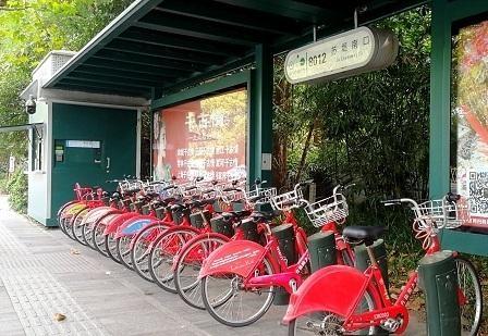 江干香樟街公共自行车服务点建好数月,迟迟未开通?