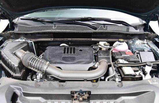 别光看汉兰达啦,这款车颜值高动力强,2.0T配9AT不到24万