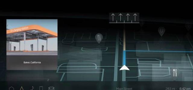 凯迪拉克Lyriq最新预告图,采用大尺寸双色轮圈造型