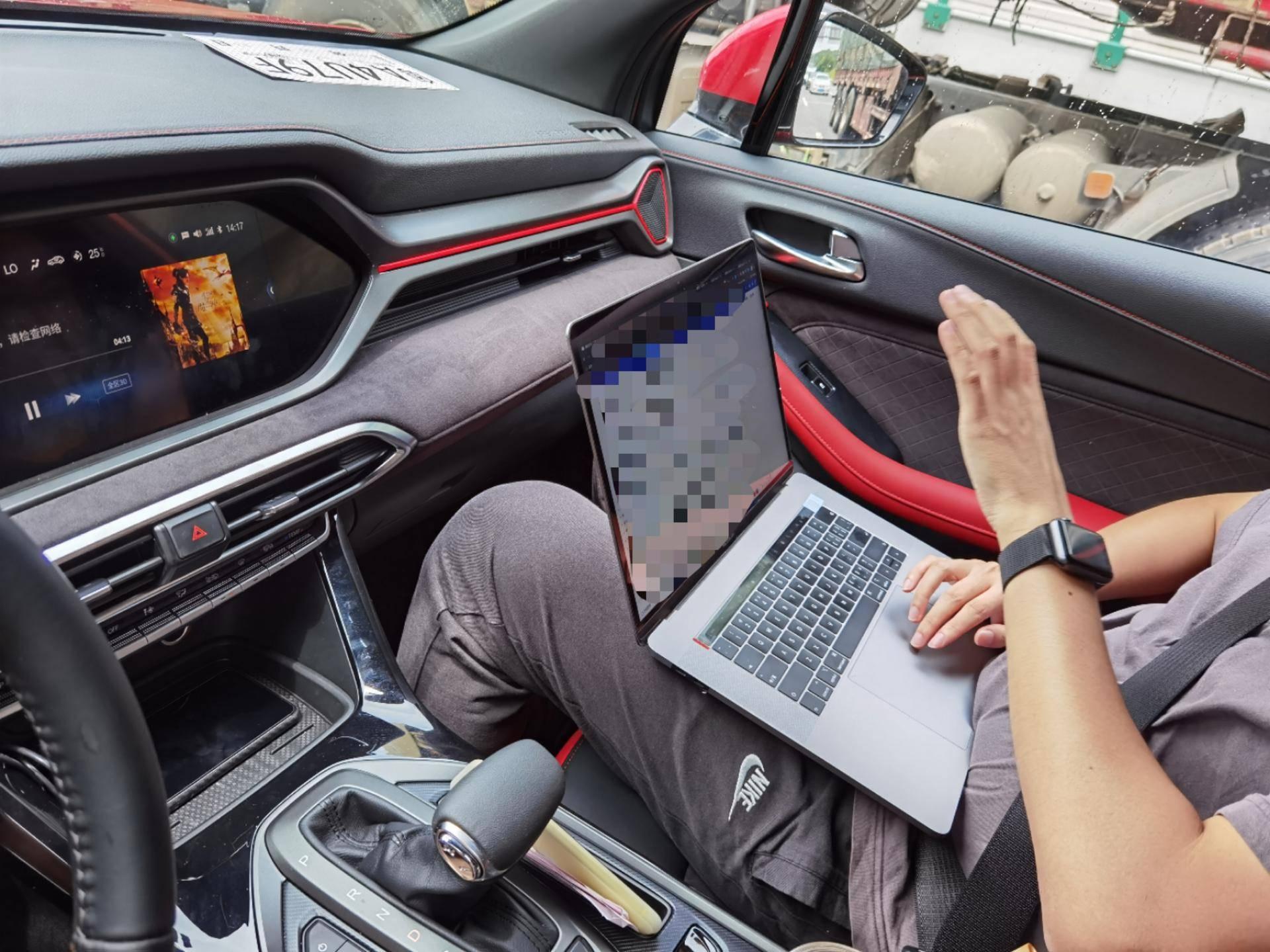 糖纸众测丨披上轿跑外衣仍不失实用,传祺GS4 Coupe众测体验报告