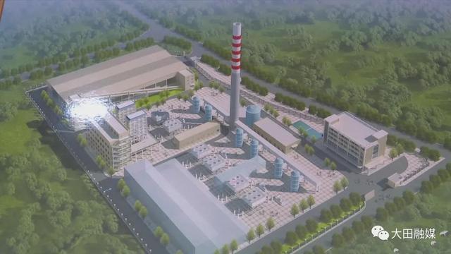 大田京口工业园区集中供热项目将于11月完工投产!