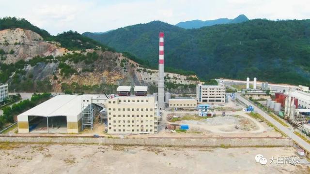 大田京口工业园区集中供热项目将于11月竣工投产!