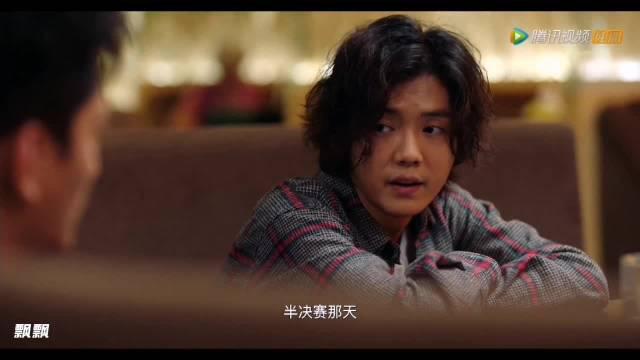 导演许宏宇为陈可辛做过多年的剪辑……