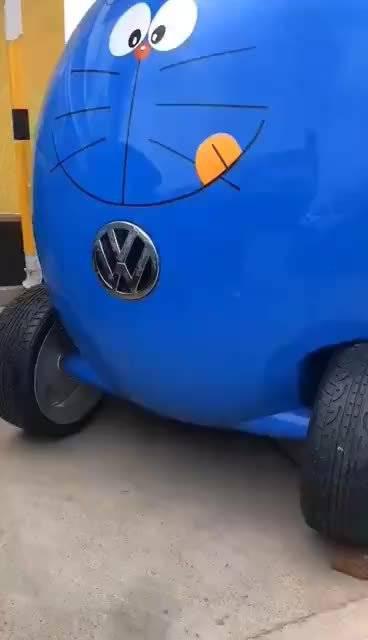 视频:大众出新款轿车了!