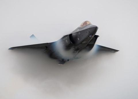 F35飞行员拒绝靠近海峡 反隐身雷达现身300公里外,白宫强烈抗议