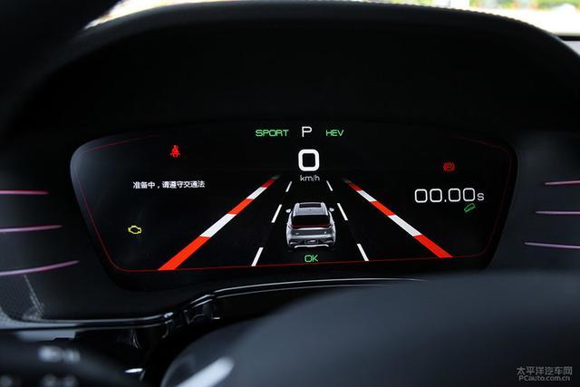 有温度的加速机器 试驾2021款比亚迪唐DM