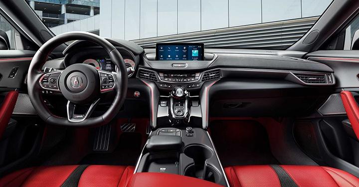 搭3.0T V6四驱,讴歌TLX Type S动力曝光,网友:不愧是雅阁王