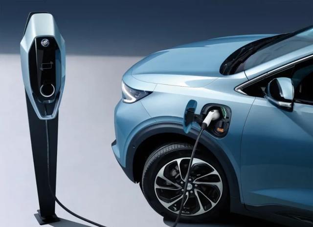 微蓝6 PHEV携手微蓝7,别克新能源市场双箭齐发