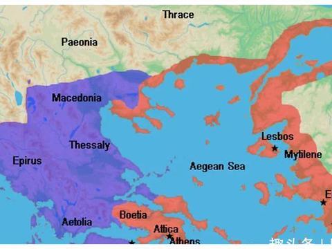 地图上的古希腊史:古希腊地名的含义与背后的文化内涵