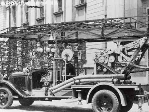 川消的合资伙伴 看日本百年消防品牌森田的概念车