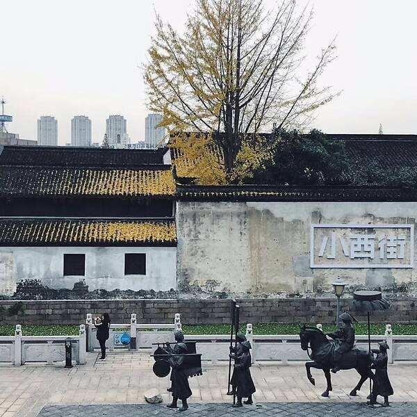 """浙江湖州小西街的状元府,为熏染文气,名门望族在此""""扎堆"""""""