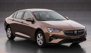 别克新款君威1.5T实车曝光 预计将于今年年内上市开售