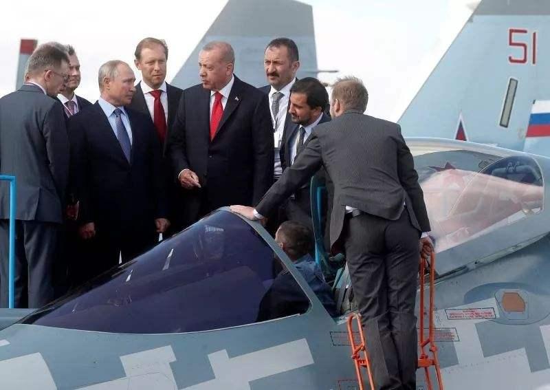 看不下去!俄S-400开火击落多架土军无人机 埃尔多安:这是挑衅