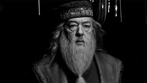 《哈利`波特》:唯有书籍和美食,才能照亮邓布利多暗淡的生活