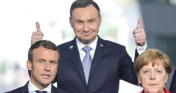 """欧盟出现新分歧!波兰也要""""退群""""了?多国表态正中美国下怀"""
