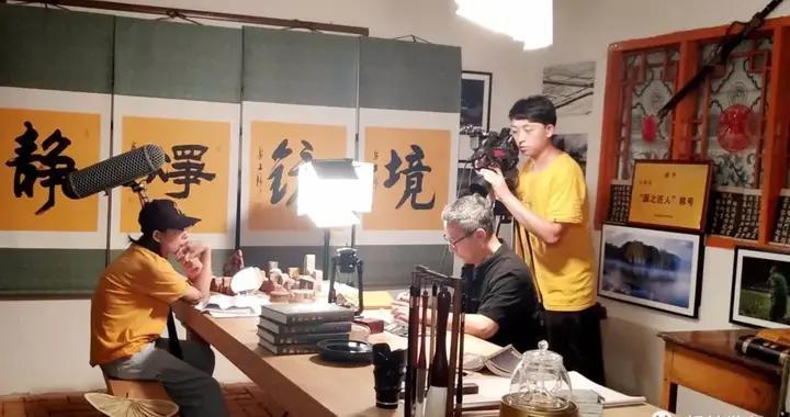 """省长影频道《心灯》剧组到""""吉林雪乡·舒兰二合""""拍摄微电影"""