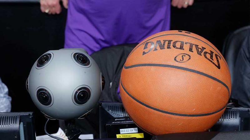 NBA与雅虎体育续约,后者将为赛事直播制作VR信号