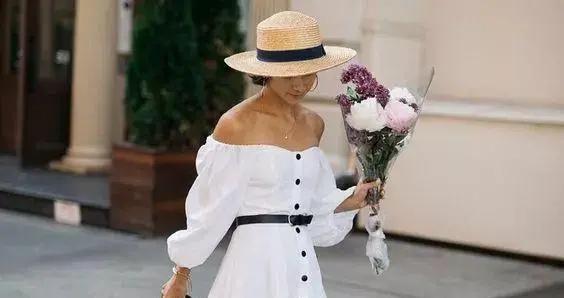 时尚中国丨风情万种的草编帽,总有一个时髦款会让你动心