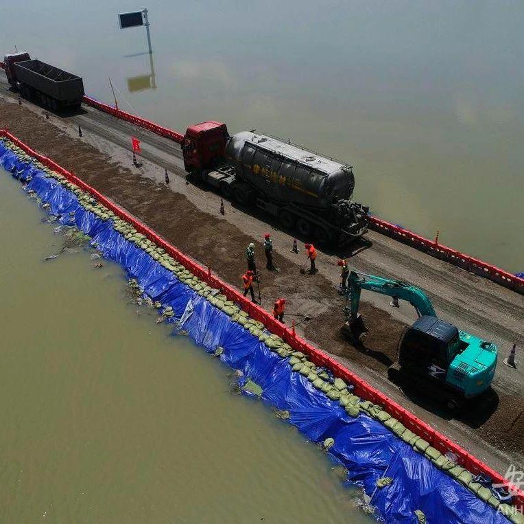 全省1191条水毁公路抢通了!