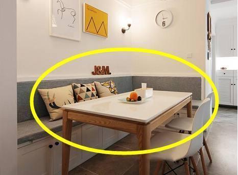 餐桌到底选圆桌还是方桌好?听装修师傅一分析才知选错了家具
