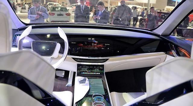 """长城亮相""""战将"""",对开门设计+玻璃座舱,比宝马7系都漂亮,期待"""