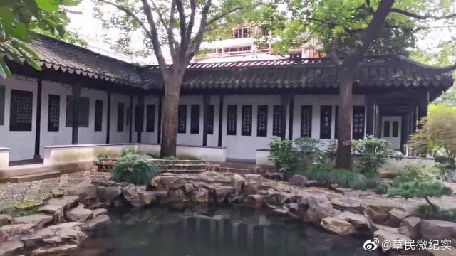 青浦曲水园是上海五大古典园林之一……