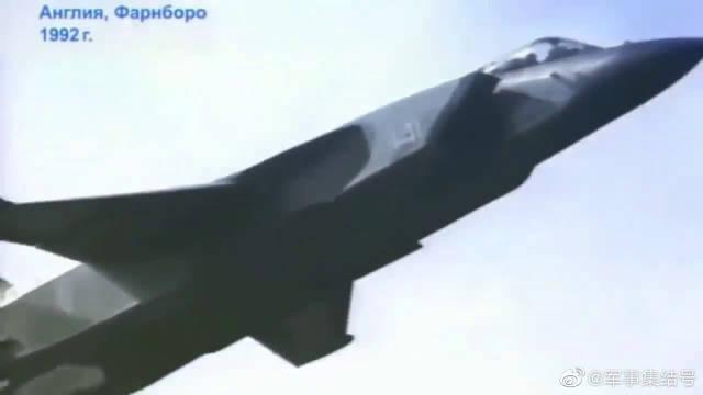 雅克141战斗机,世界上第一种超音速垂直起降战斗机……