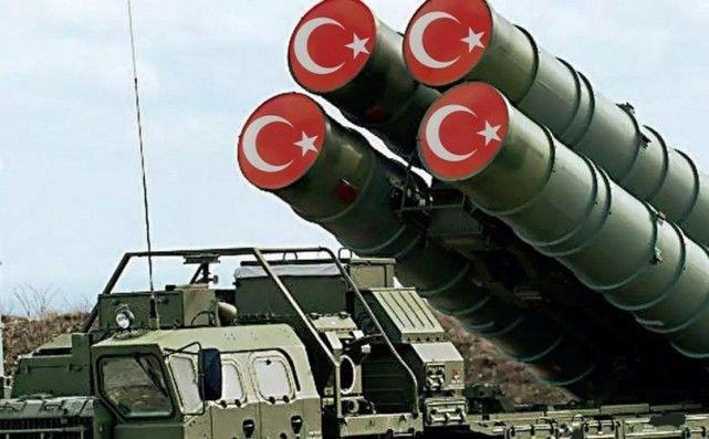 鱼与熊掌不可兼得,土耳其欲出卖S-400技术给美国,换F-35战斗机