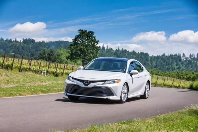 公认开不坏的4款车,三款轿车一款SUV,跑30万公里发动机无大修