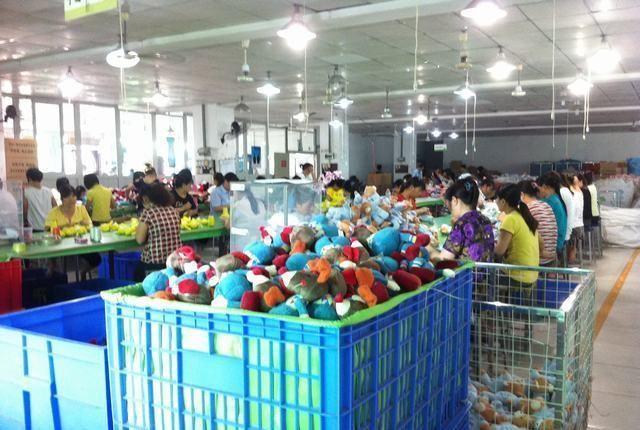 深圳玩具厂老板发飙了痛骂龙华中介你们送来的人跑路最快