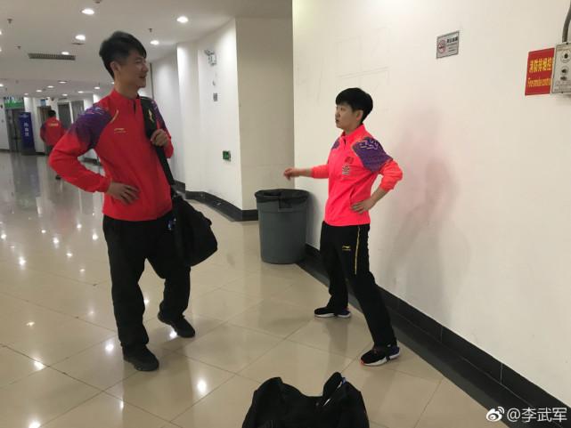"""恭喜!国乒""""小魔王""""的主管教练被北体大录取,攻读体育硕士学位"""