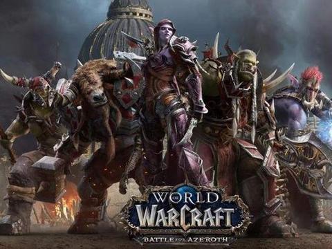 《魔兽世界》团本起步一小时?《新神魔大陆》千人团战能打一年