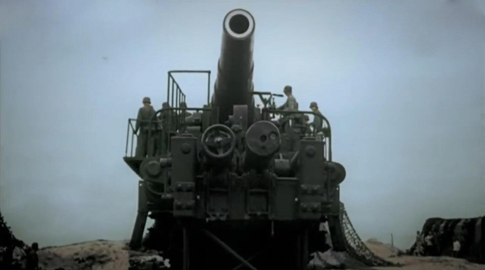 纪录片镜头下的1944诺曼底登陆,一场被称为二战电影的真实战争!