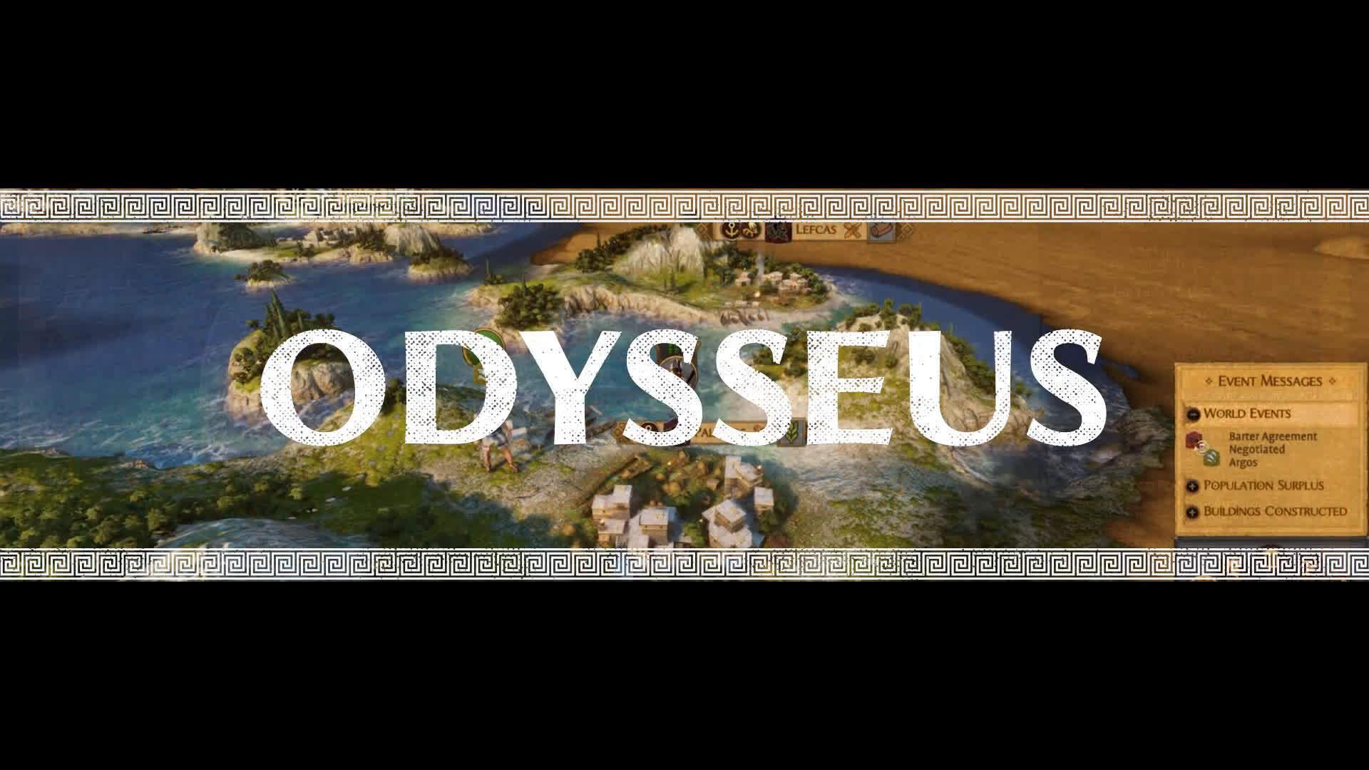 《全面战争传奇:特洛伊》古希腊战将特性介绍预告