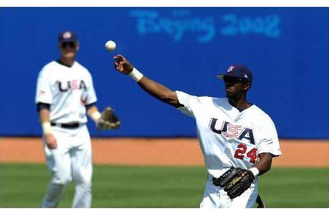 美国职业棒球:圣迭戈教士队VS旧金山巨人队!