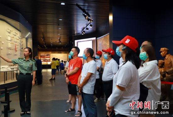 广西大学新闻与传播学院暑期社会实践队走进全州