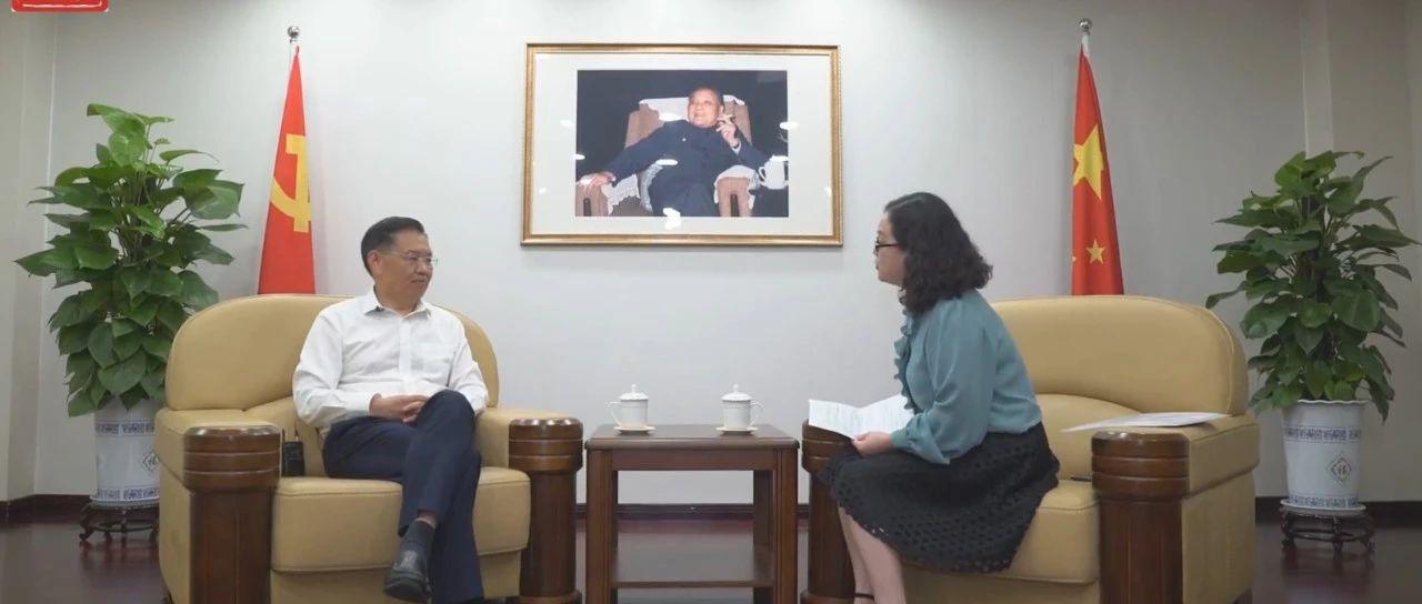 专访广安市委书记李建勤:探索经济区与行政区适度分离,2025年基本建成成渝地区双城经济圈建设示范市