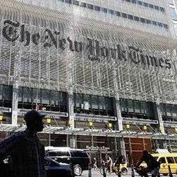 """《纽约时报》要""""自我阉割"""""""