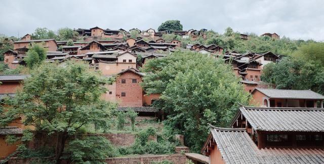 """大理这个古村,是""""云龙太极图""""发源地,被誉为山谷中的世外桃源"""