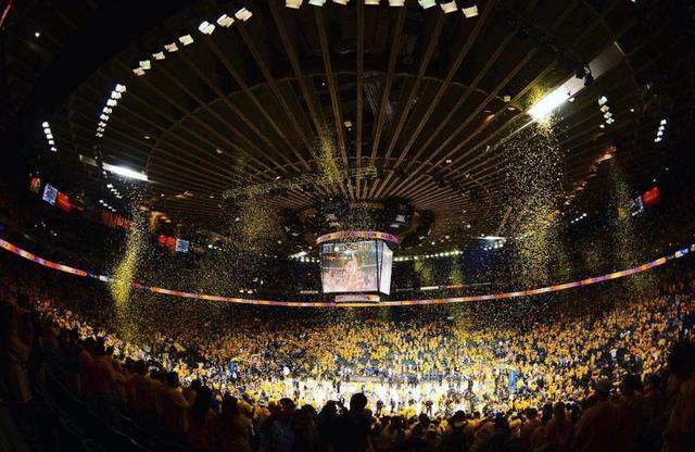 NBA球队市值TOP5!湖人44亿美元高居第2,绿军31亿美元仅排第5