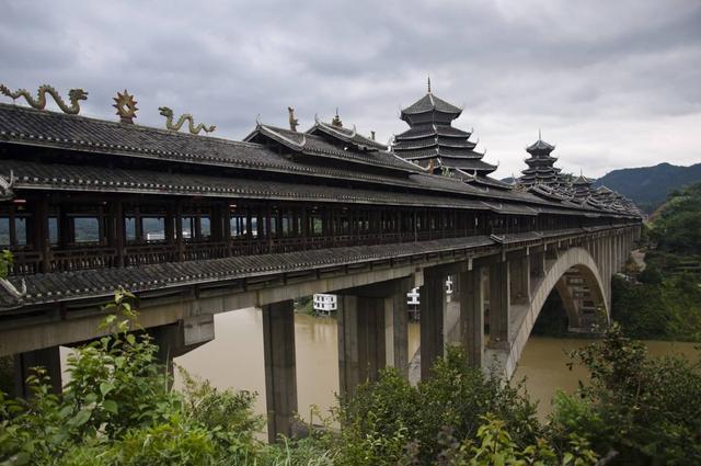 广西一处古建筑,被定为全国重点文物保护单位,近百年历史