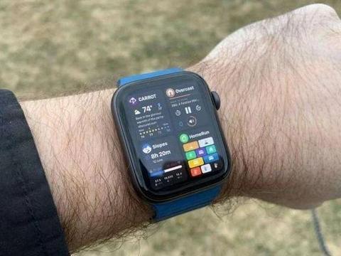 新款 Apple Watch 电池容量曝光