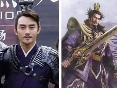 《真三国无双》来袭,王凯化身为曹操和古天乐韩庚加盟