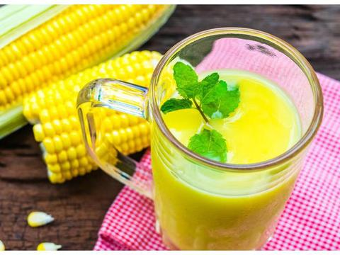 难怪饭店的玉米汁那么好喝,原来诀窍在这里,学会自己在家就能做