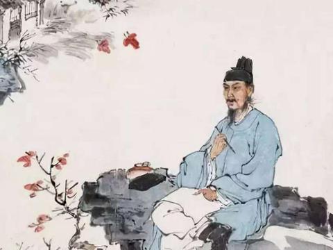 杜甫平时低调,关键时候写首得罪皇帝的诗,40字就有两个千古名句