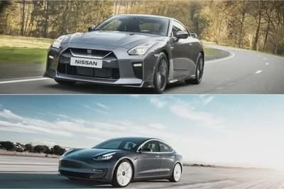 内燃机决战电动机!GT-R可以秒杀Model 3吗?