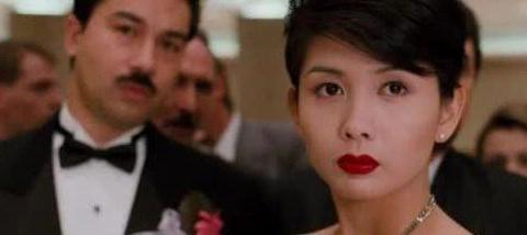 《古惑仔》系列片女神,邱淑贞黎淑贤上榜,都是大众女神