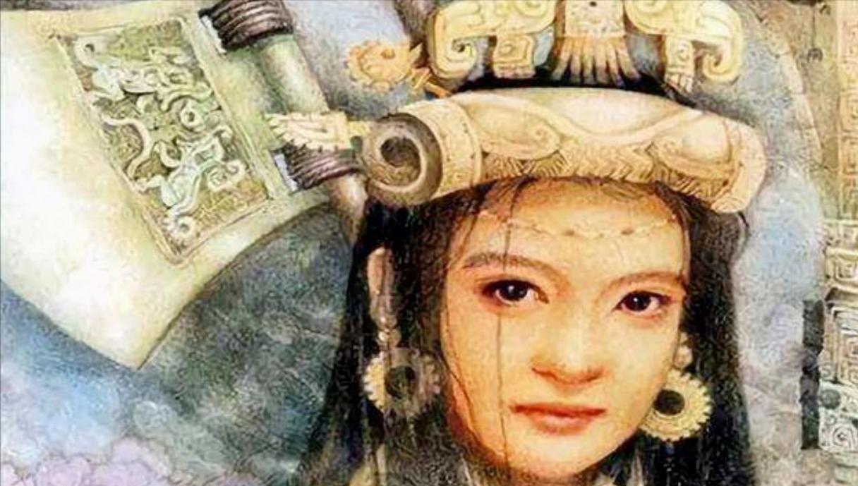 中国历史上第一位女军事统帅,因难产而亡,其陪葬品让人难以接受