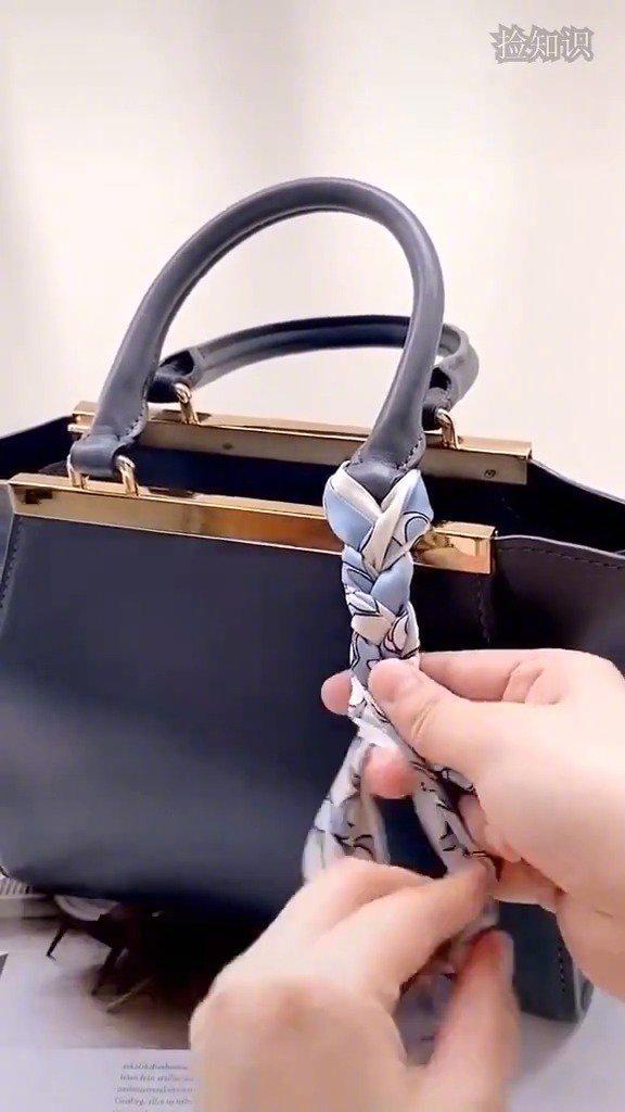 单绳蝴蝶结你会系吗?还有丝带、裤绳、腰带、领带系法大合集……
